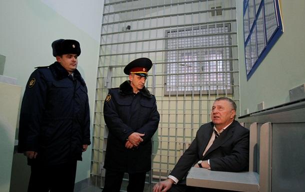 Посадить Жириновского. Украину и Россию накрыла волна  показушных  уголовных дел