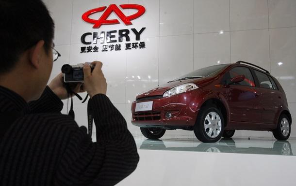 В этом году в России начнется производство китайских автомобилей Chery