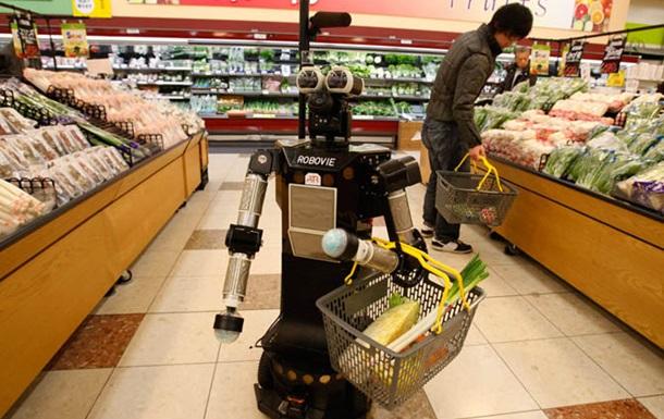 Половину рабочих мест в Европе могут занять роботы