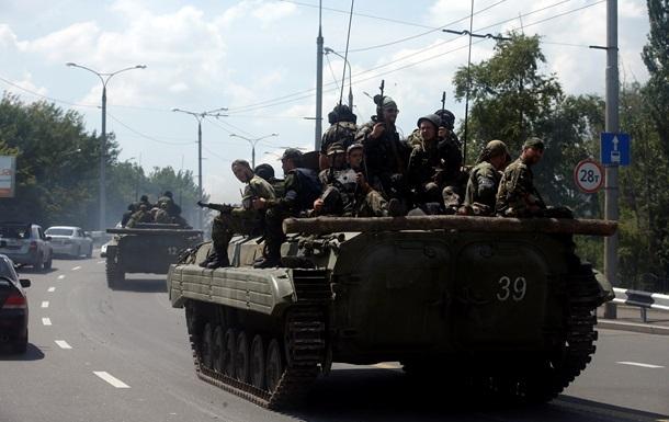 В штабе АТО заявляют о конфликтах сепаратистов между собой