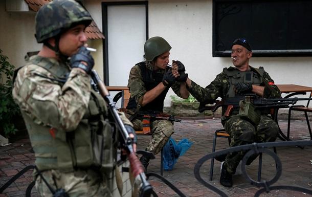 4 военных погибли и 20 ранены в ходе АТО 25 июля