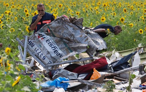 В Нидерландах опознана первая жертва крушения Боинга