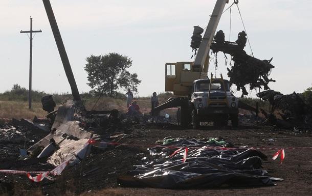 Россия создала группу экспертов для расследования крушения Боинга-777