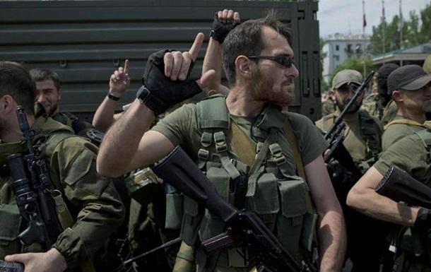 Два батальона кавказских наемников готовятся к переброске на Донбасс – СНБО