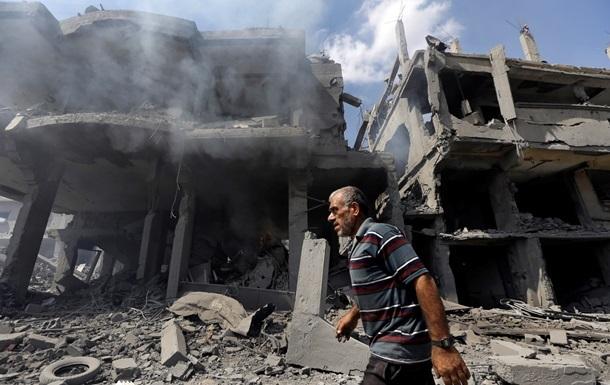 Израиль возобновил обстрелы сектора Газа
