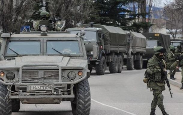 Россия не собирается передавать Украине военную технику из Крыма