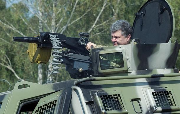 Долгожданное оружие. Власти обещают солдатам новое вооружение