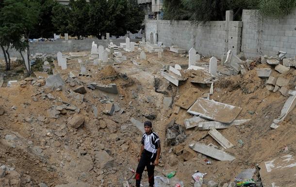Фото из Газы: огонь, смерть и поломанные жизни