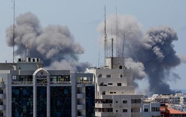 ЕС осудил гибель мирных палестинцев в результате военной операции Израиля