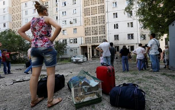 За сутки в Донецкой области погибли 19 человек