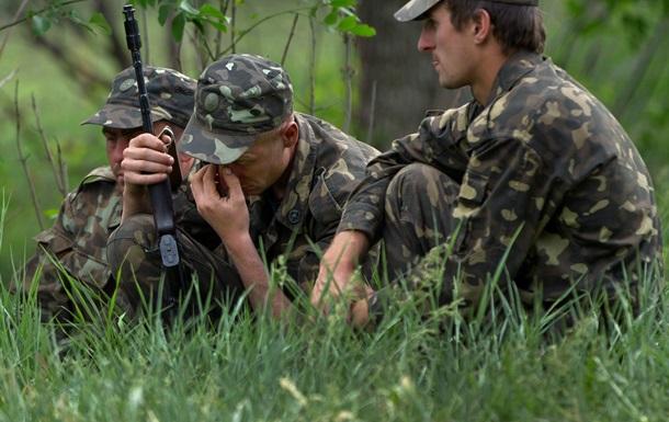 За сутки в Украине погиб один военнослужащий, 11 ранены