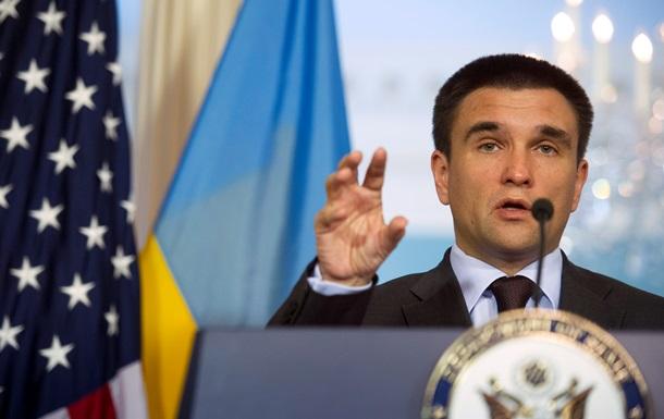 Климкин: Украина не будет атаковать Донецк и Луганск, а возьмет их мирно