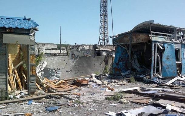 Украинские пограничники подверглись химической атаке – журналист