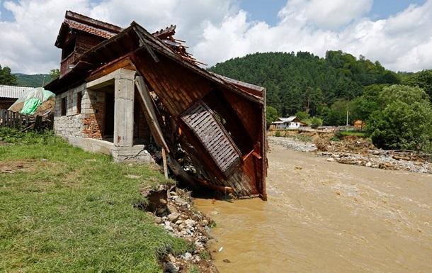 В Румынии и Болгарии пять человек погибли в результате наводнения