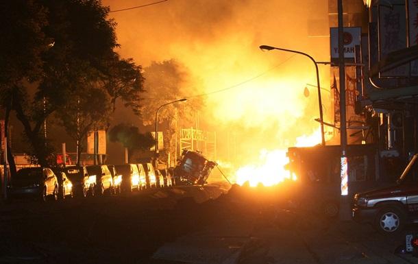 На Тайване десятки погибших и сотни раненых из-за серии взрывов