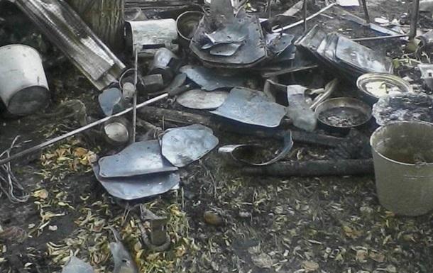 В палатках Евромайдана сгорели бронежилеты для бойцов АТО