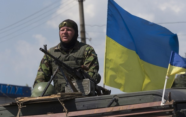Бойцы АТО освободили на Донбассе еще четыре населенных пункта