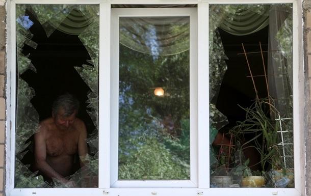 Ночью эпицентром боевых действий в Донецке стали поселки Лидиевка и Бирюзова