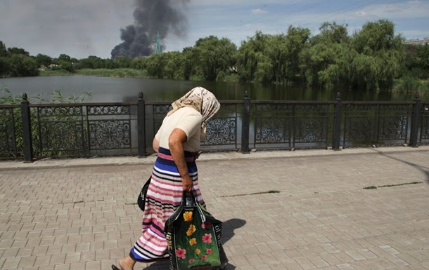Артобстрел Донецка: есть жертвы, идет эвакуация