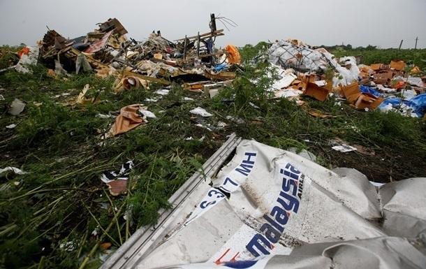 Работа на месте падения Боинга-777 идет по плану – министерство