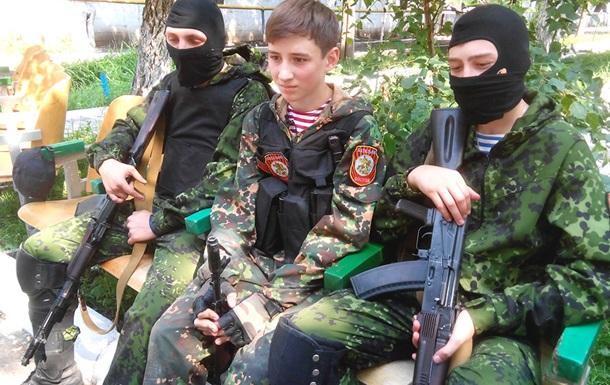 В батальоне сепаратистов  Восток  блогеры нашли 15-летнего подростка