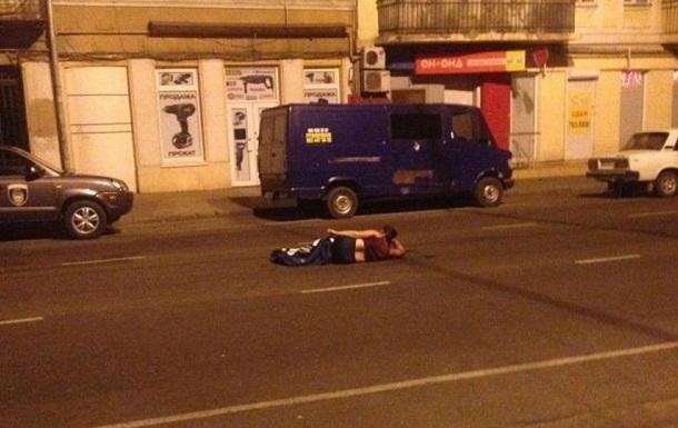 День ВДВ в Одессе завершился кровавой дракой