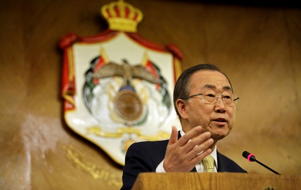 Пан Ги Мун назвал обстрел школы ООН в Газе преступлением