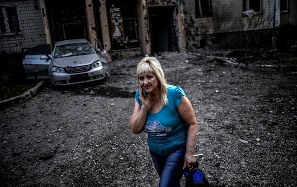 Корреспондент: Жизнь под обстрелом. Минное небо Донецка