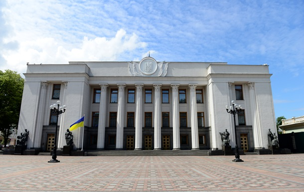Верховная Рада рассмотрит введение санкций против России