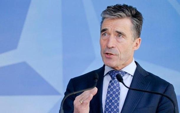 Генсек НАТО: Украинский кризис стал переломным этапом истории