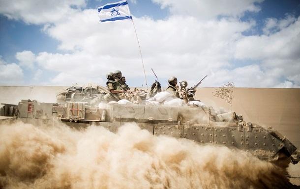 Израиль выводит войска из сектора Газа