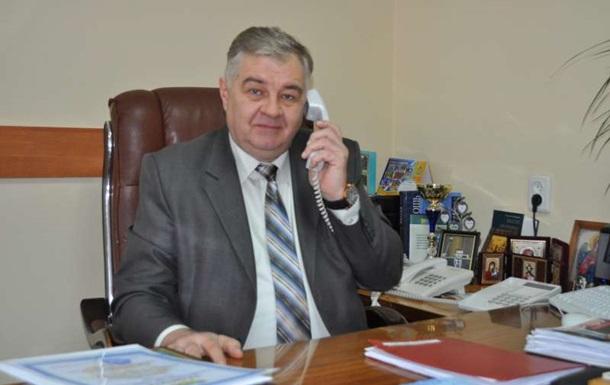 Прокуратура завела дело против мэра Рубежного за помощь сепаратистам