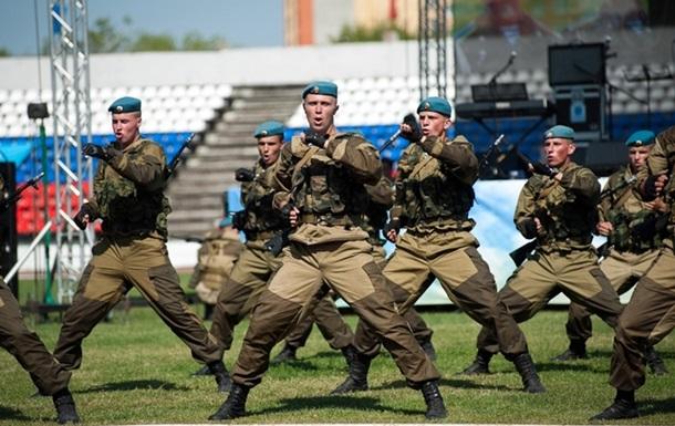 Численность ВДВ России планируют увеличить в два раза - СМИ