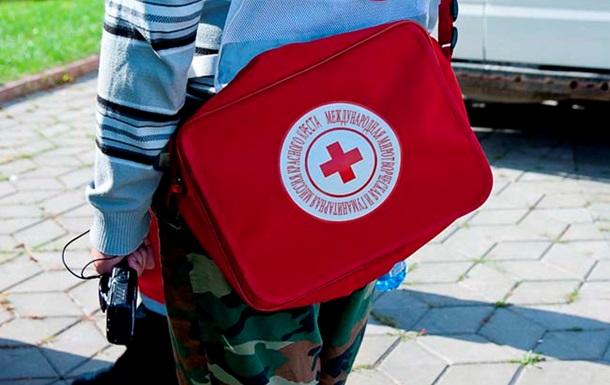 На Донбассе похитили трех представителей Красного Креста - СНБО