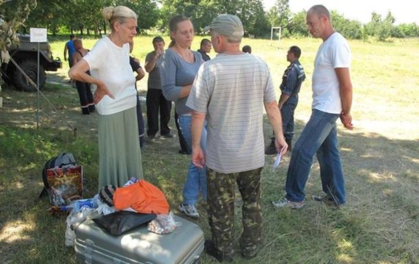 В Красноармейске обустроили транзитный пункт для переселенцев