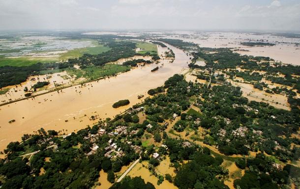 Наводнение на востоке Индии: погибло 23 человека