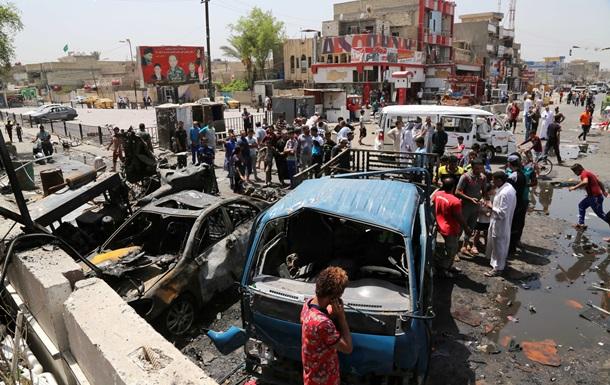 Четыре взрыва в Багдаде унесли жизни 47 человек