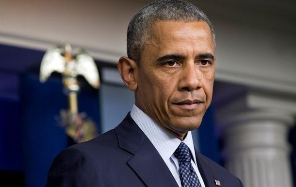 Обама не видит смысла в поставках оружия в Украину