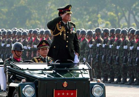 Военный премьер для Таиланда
