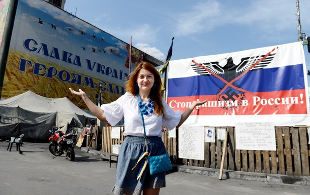 Корреспондент: Украинцев,  разлюбивших современную российскую культуру, становится всё больше