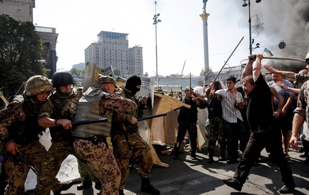 Итоги 7 августа: В Киеве попытались  зачистить  Майдан, Бородай и Парубий ушли в отставку