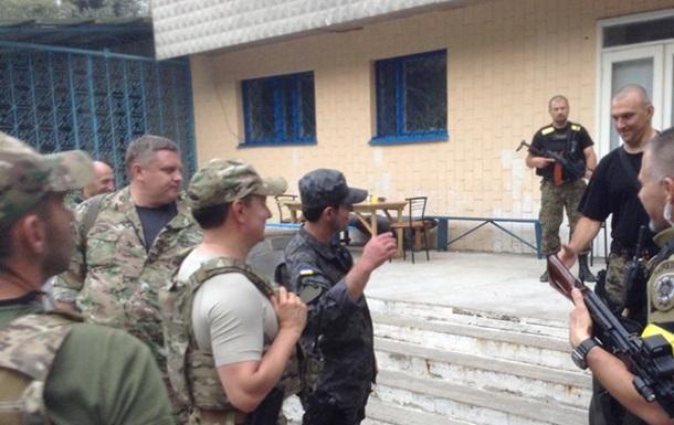 Наша команда побувала на межі Горлівки і Дзержинська (ФОТО)