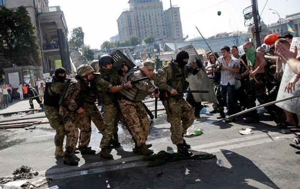 Попытки милиции  зачистить  Майдан в ГПУ назвали законными