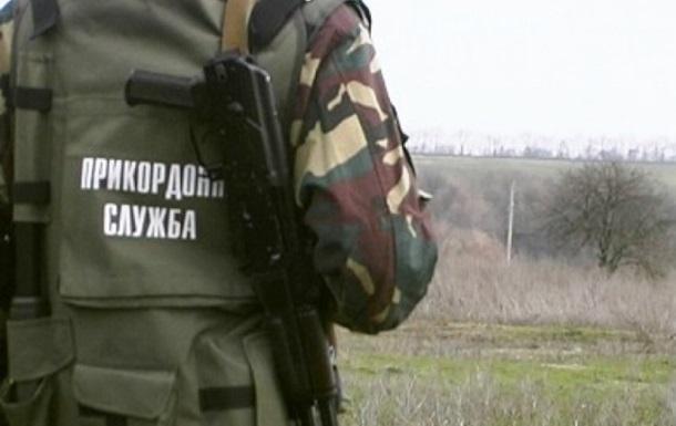 Два автомобиля украинских пограничников подорвалось на фугасе