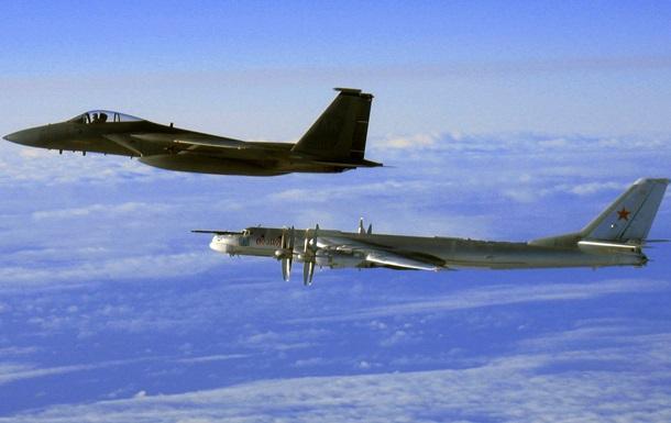 Российские ядерные бомбардировщики стали чаще летать у границ США и Канады