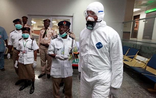 Эпидемия Эболы в Западной Африке
