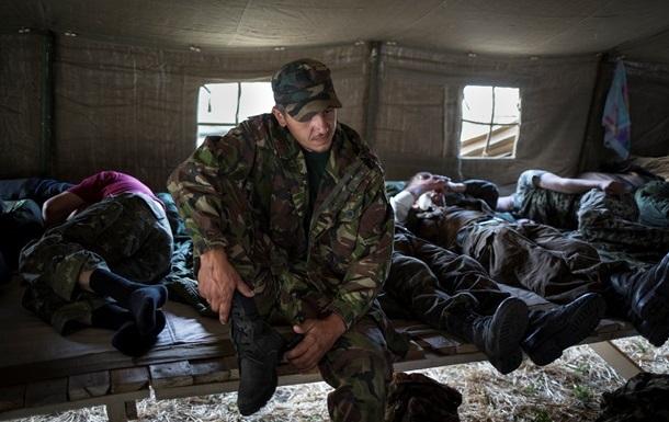 В России на два месяца арестовали пятерых украинских военных