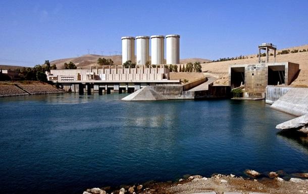 В Ираке боевики захватили крупнейшую в стране плотину