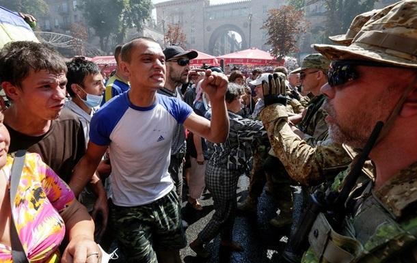 Милиция открыла уголовные производства по столкновениям на Майдане