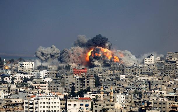 В результате ударов израильской армии по сектору Газа погибли пять человек